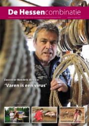 cover magazine de Hessencombinatie uitgave 10 | maart 2013