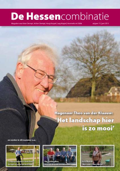 de Hessencombinatie uitgave 11 (juni 2013)