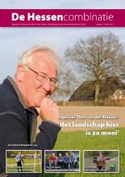 cover magazine de Hessencombinatie uitgave 11 | juni 2013