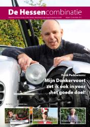 cover magazine de Hessencombinatie uitgave 13 | december 2013