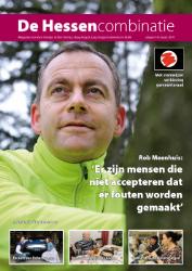 cover magazine de Hessencombinatie uitgave 14 | maart 2014