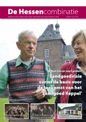 cover magazine de Hessencombinatie uitgave 15 | juni 2014