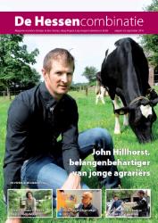 cover magazine de Hessencombinatie uitgave 16 | september 2014