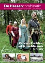cover magazine de Hessencombinatie uitgave 17 | december 2014