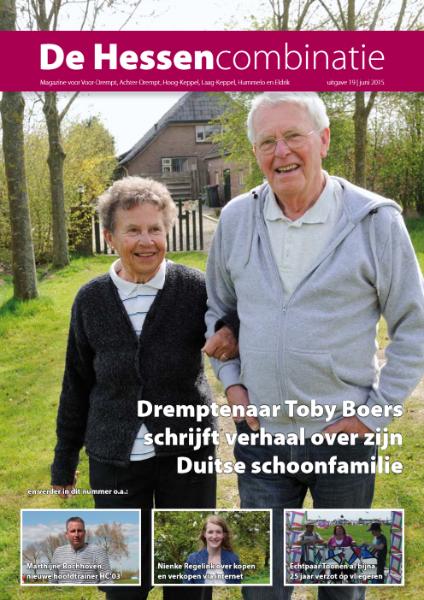 de Hessencombinatie uitgave 19 (juni 2015)