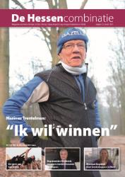 cover magazine de Hessencombinatie uitgave 2 | maart 2011