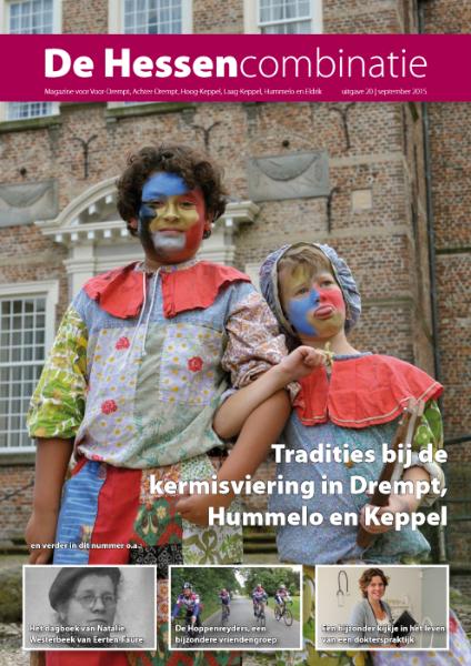 de Hessencombinatie uitgave 20 (september 2015)