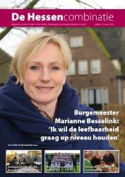 cover magazine de Hessencombinatie uitgave 22 | maart 2016