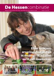 cover magazine de Hessencombinatie uitgave 23 | juni 2016