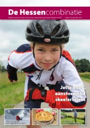 cover magazine de Hessencombinatie uitgave 24 | september 2016
