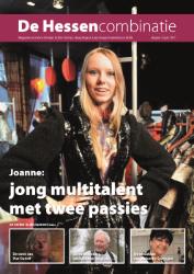 cover magazine de Hessencombinatie uitgave 3 | juni 2011