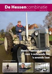 cover magazine de Hessencombinatie uitgave 30 | maart 2018