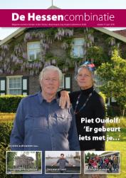 cover magazine de Hessencombinatie uitgave 31 | juni 2018