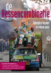 cover magazine de Hessencombinatie uitgave 35 | juni 2019
