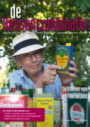 cover magazine de Hessencombinatie uitgave 36 | september 2019