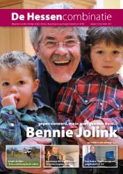 cover magazine de Hessencombinatie uitgave 5 | december 2011