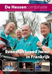 cover magazine de Hessencombinatie uitgave 6 | maart 2012