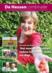 cover magazine de Hessencombinatie uitgave 8 | september 2012